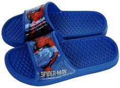 Disney fantovski natikači Spiderman SM13510_1, 24, temno modri