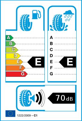 Tristar letne gume Ecopower 185/70R13 86T