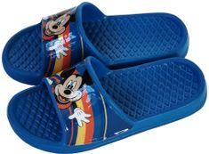 Disney fantovski natikači Mickey Mouse WD13616, 26, temno modri