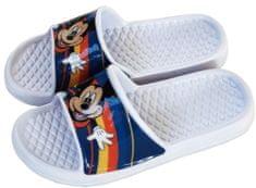 Disney Fiú papucs Mickey Mouse WD13616_1, 24, fehér