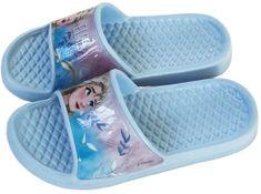 Disney Lány papucs Frozen WD13629_1, 24, kék