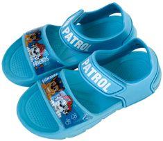 Disney sandale za dječake Paw Patrol PW13656, 28, plave
