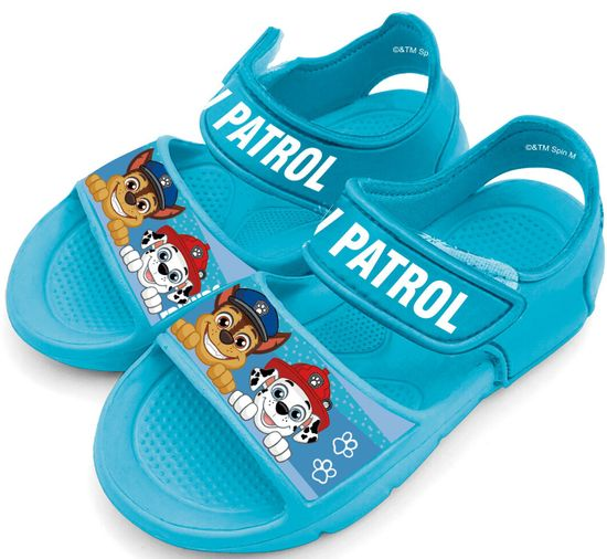 Disney sandale za dječake Paw Patrol PW13656