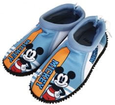 Disney chlapčenská obuv do vody Mickey Mouse WD13603 30 modrá