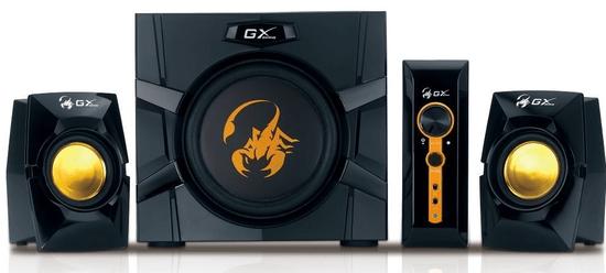 Genius głośniki GX Gaming SW-G2.1 3000 Ver. II (31730021400)