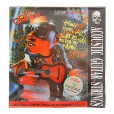 ALICE Strings pro akustickou kytaru a306p-sl