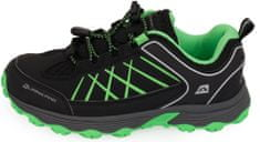 ALPINE PRO detská outdoorová obuv Nao 27 čierna