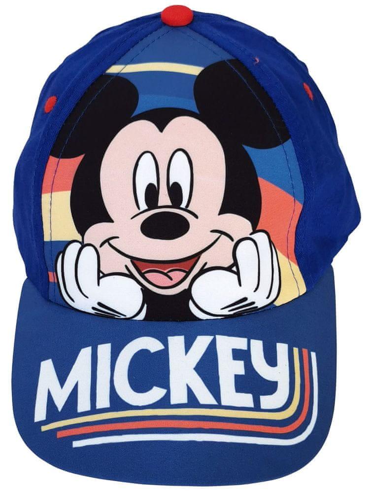 Disney chlapecká kšiltovka Mickey Mouse WD13612_1