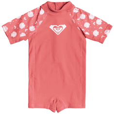 ROXY Lány kezeslábas fürdőruha ERLWR03182-MGE7, 98, rózsaszín