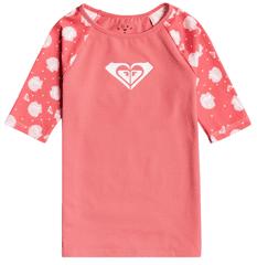 ROXY Lány fürdőruha felső Ss Pt Lycra ERLWR03181-MGE7, 104, rózsaszín