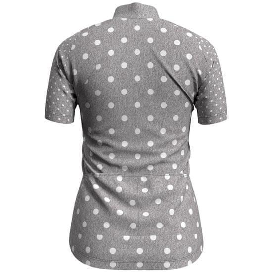 ODLO Element ženska biciklistička majica, siva (B:15702)