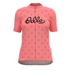 ODLO Element ženska kolesarska majica, roza, M (B:30727)