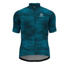 ODLO Element moška kolesarska majica, modra, M (B:20788)