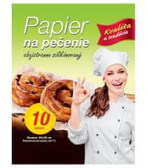 MAJSTER PAPIER Papier na pečenie, hárky 30x45 cm, 10ks/bal.