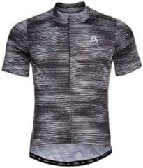 ODLO Element moška kolesarska majica, siva, S (B:60246)