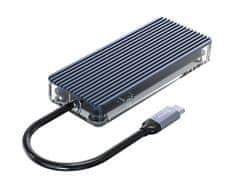 Orico WB-6RJ USB-C priključna postaja, 6 v 1