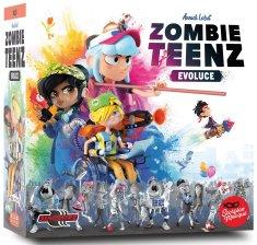 ADC Blackfire Zombie Teenz: Evoluce
