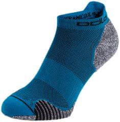 ODLO Ceramicool kratke nogavice, modre, 36 - 38 (B:20332)