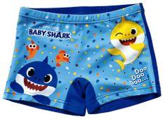 Disney Baby Shark fiú fürdőruha SK13533, 116 - 122, világoskék
