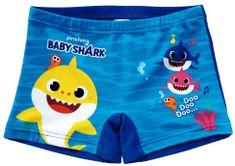 Disney Baby Shark fiú fürdőruha SK13533_1, 98 - 104, kék