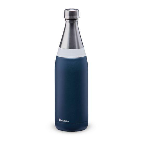 Aladdin Izolirana steklenička za vodo Fresco 0,6 l, temno modra
