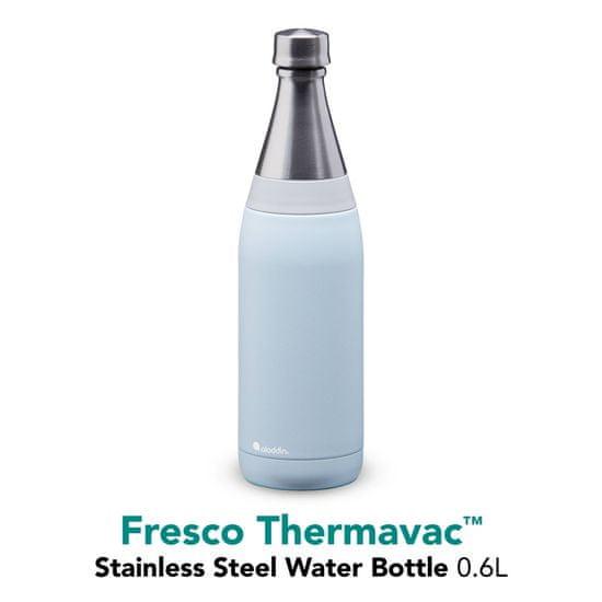 Aladdin Izolirana steklenička za vodo Fresco 0,6 l, nebeško modra
