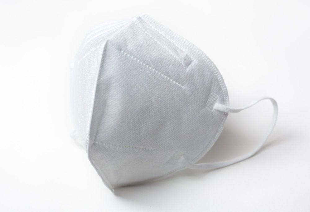 Respirátor, ochranná maska KN 95 - 10 ks - rozbaleno