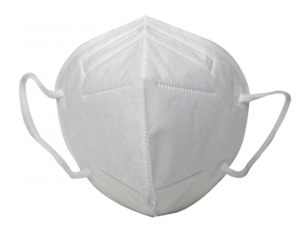 Respirátor, ochranná maska KN 95 - 10 ks