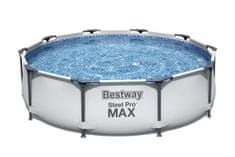 Bestway Bazén Steel Pro Max 3,05 × 0,76 m 56406