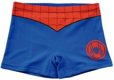 Disney fiú Spiderman fürdőruha WD13504, 116 - 122, sötétkék