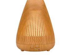 Nature7 Aroma difuzér Beam, osvěžovač a zvlhčovač vzduchu, LED, světlé dřevo, 80 ml
