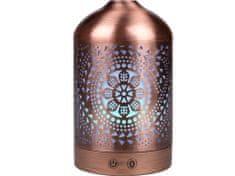 Nature7 Zvlhčovač vzduchu s difuzérem Orient, LED multicolor, 100 ml