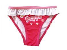 Disney Peppa Pig PP13454_1 lány fürdőruha alsó, 98 - 104, rózsaszín