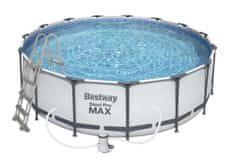 Bestway Bazén Steel Pro Max 4,57 × 1,22 cm, sada 56438