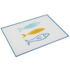 Helieli Rezalna deska Blue Bay (1 x 30 x 40 cm)