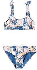 ROXY Lány 2 részes fürdőruha Swim Lovers Bra ERLX203124-BMP6, 122, kék