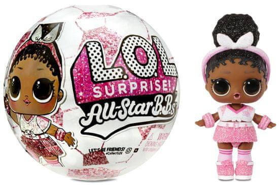 L.O.L. Surprise! sportska zvijezda, ružičasta