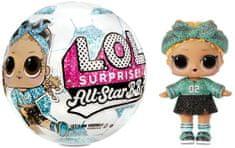 L.O.L. Surprise! Gwiazdy piłki nożnej, zielone