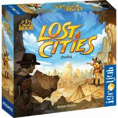 Igroljub družabna igra Lost Cities – Dvoboj (2020)