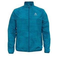 ODLO Element AOP moška jakna, turkizna, S (B:20785)