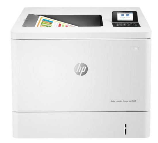 HP Color LaserJet Enterprise M554dn barvni laserski tiskalnik