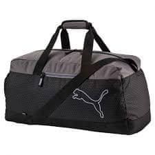Puma Torba Echo Sports Bag Black-Quiet Sh UNI