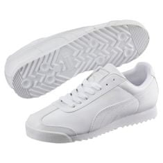 Puma Boty Roma Basic White-Light Gray 36