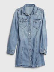 Gap Jeans Obleka XS
