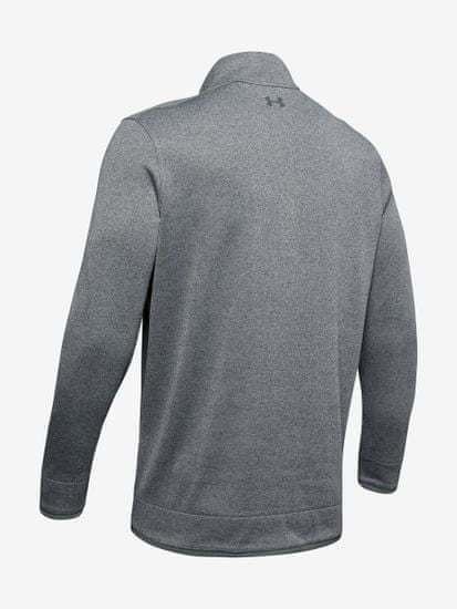 Under Armour Pulover Sweaterfleece 1/2 Zip-Gry