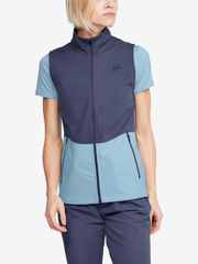 Under Armour Vesta Soft Shell Vest-BLU XS