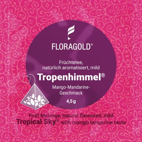 Floragold Ovocný čaj Tropické nebe mild natural 15 ks