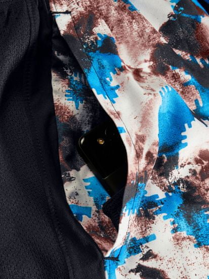 Under Armour Kratke hlače UA LAUNCH SW 7'' PRINTED SHORT-RED