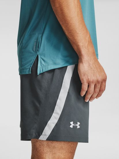Under Armour Kratke hlače UA Launch SW 7'' Branded STS-GRY