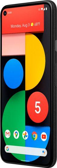 Google Pixel 5 5G, 8GB/128GB, Black